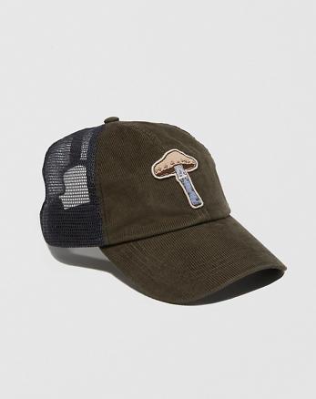 ANF Corduroy Trucker Hat