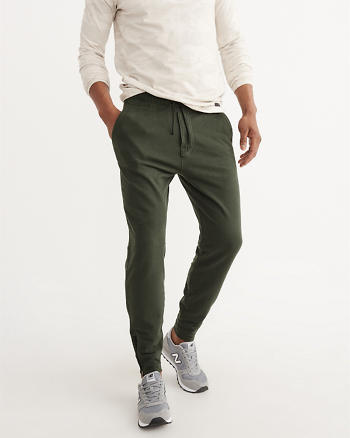 ANF Ankle-Zip Joggers