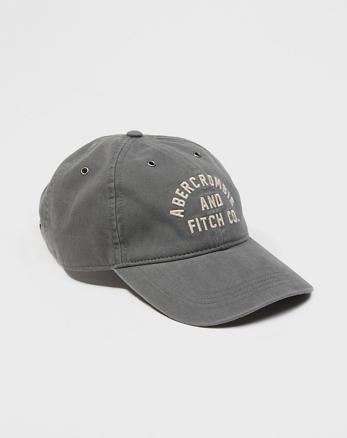 ANF Logo Twill Hat