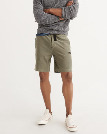 ANF Buckle Shorts