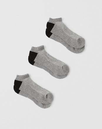 ANF 3-Pack Ankle Socks