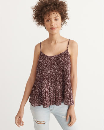 ANF Pleated Cami
