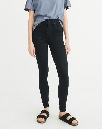 ANF Sculpt High-Rise Jeans
