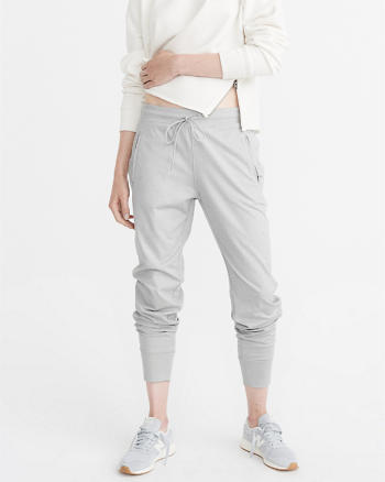 ANF Zip-Pocket Jogger