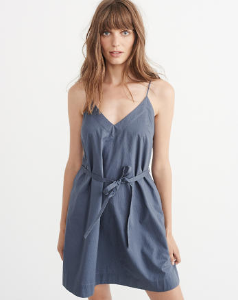 ANF V-Neck Dress