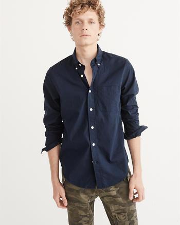ANF Poplin Shirt
