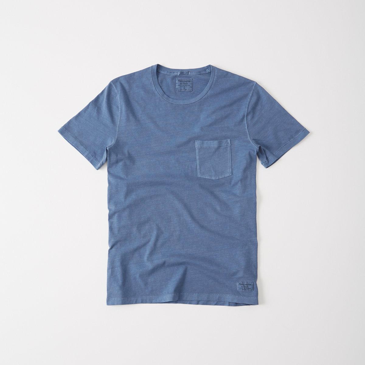 Garment Dye Crew Tee