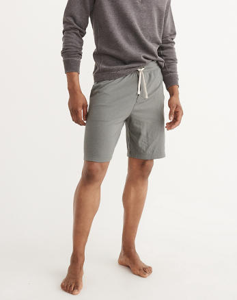 ANF Fleece Lounge Shorts