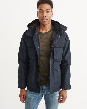 ANF Midweight Technical Jacket