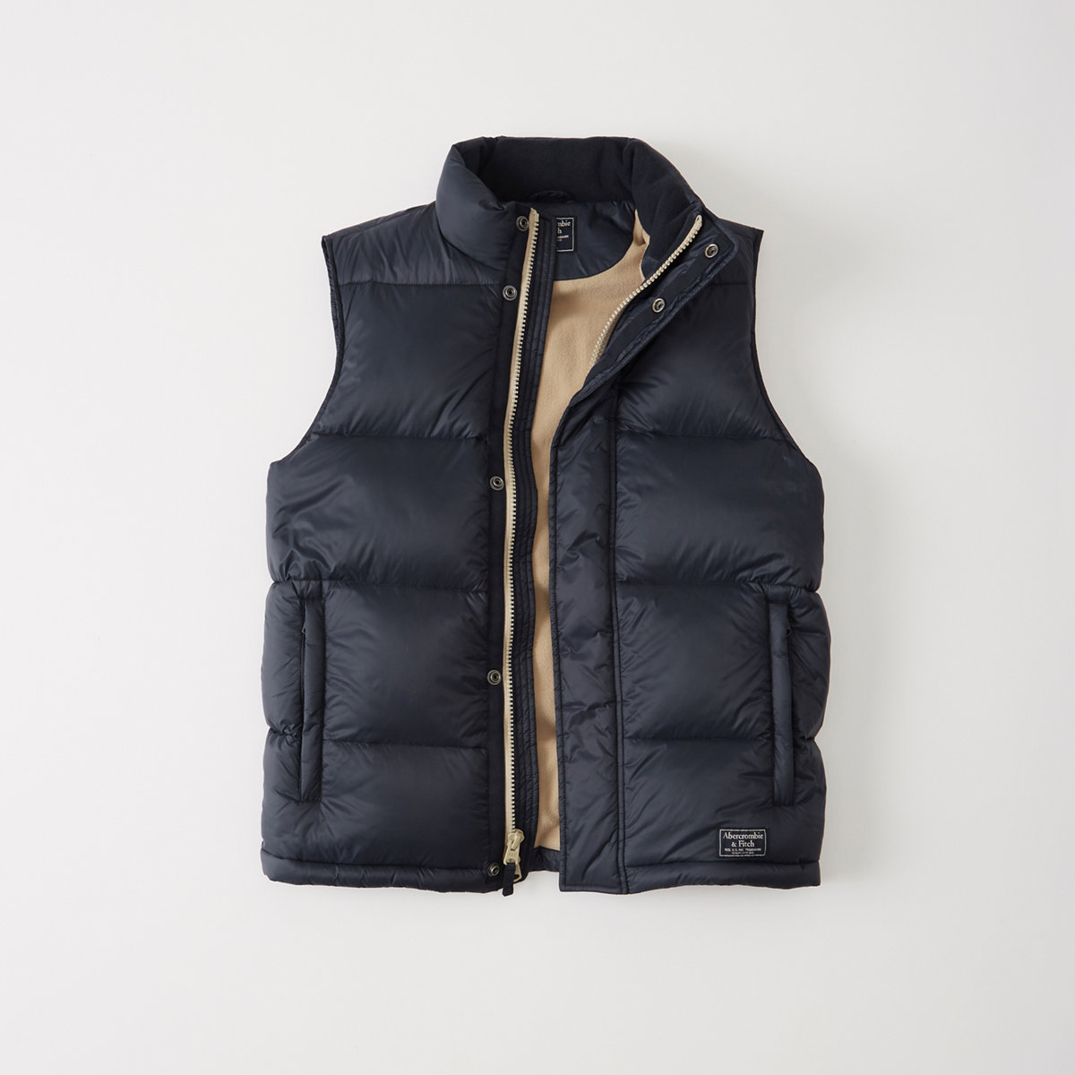 Fleece-Lined Vest