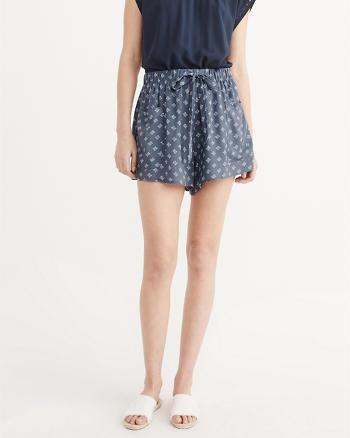 ANF Drapey Shorts