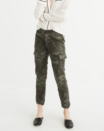ANF Military Boyfriend Pants