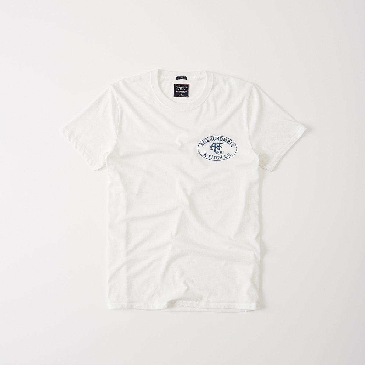 Printed Logo Graphic Tee