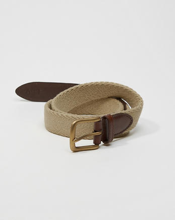 ANF 1 1/4-Inch Woven Belt