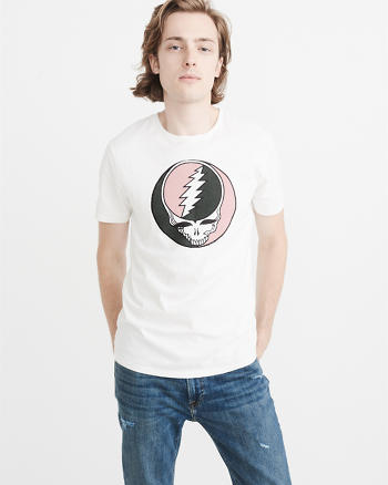 ANF Band Graphic Tee