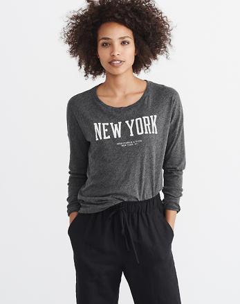 ANF New York Graphic Tee