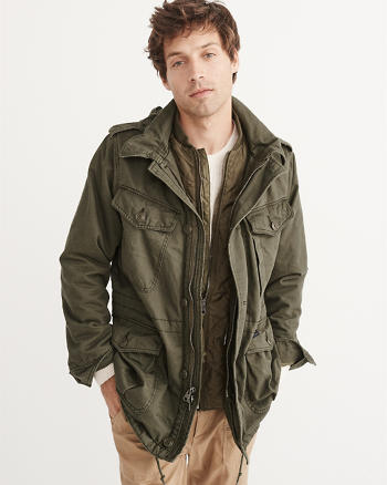ANF Military Field Jacket