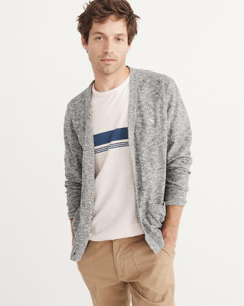 ANF Icon Cardigan