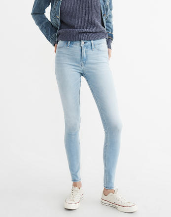 ANF Low-Rise Jean Leggings