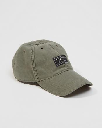 ANF Garment Dye Logo Hat