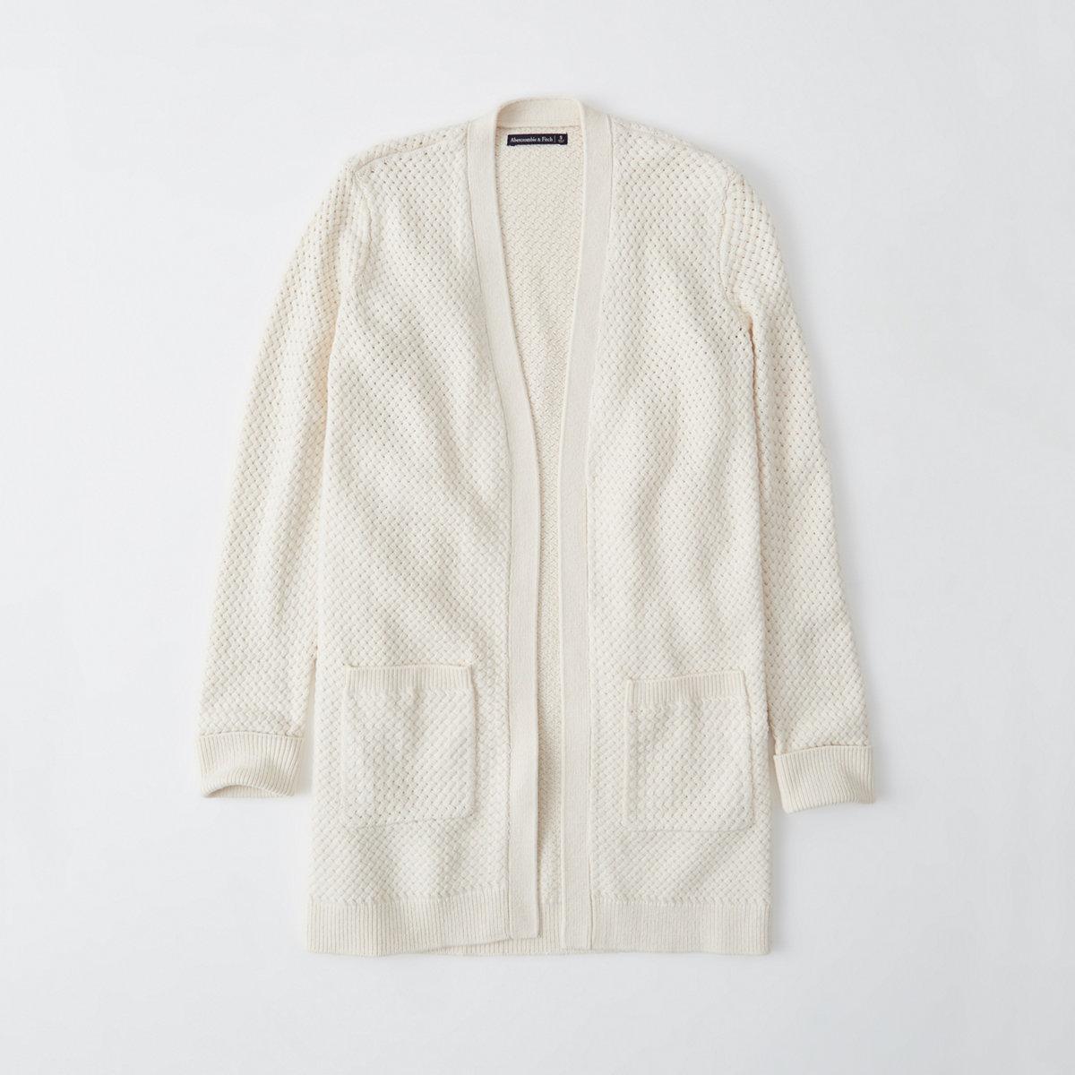 Textured Cardigan