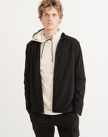 ANF Sport Zip-Up Jacket