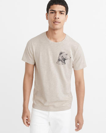 ANF Graphic Tee