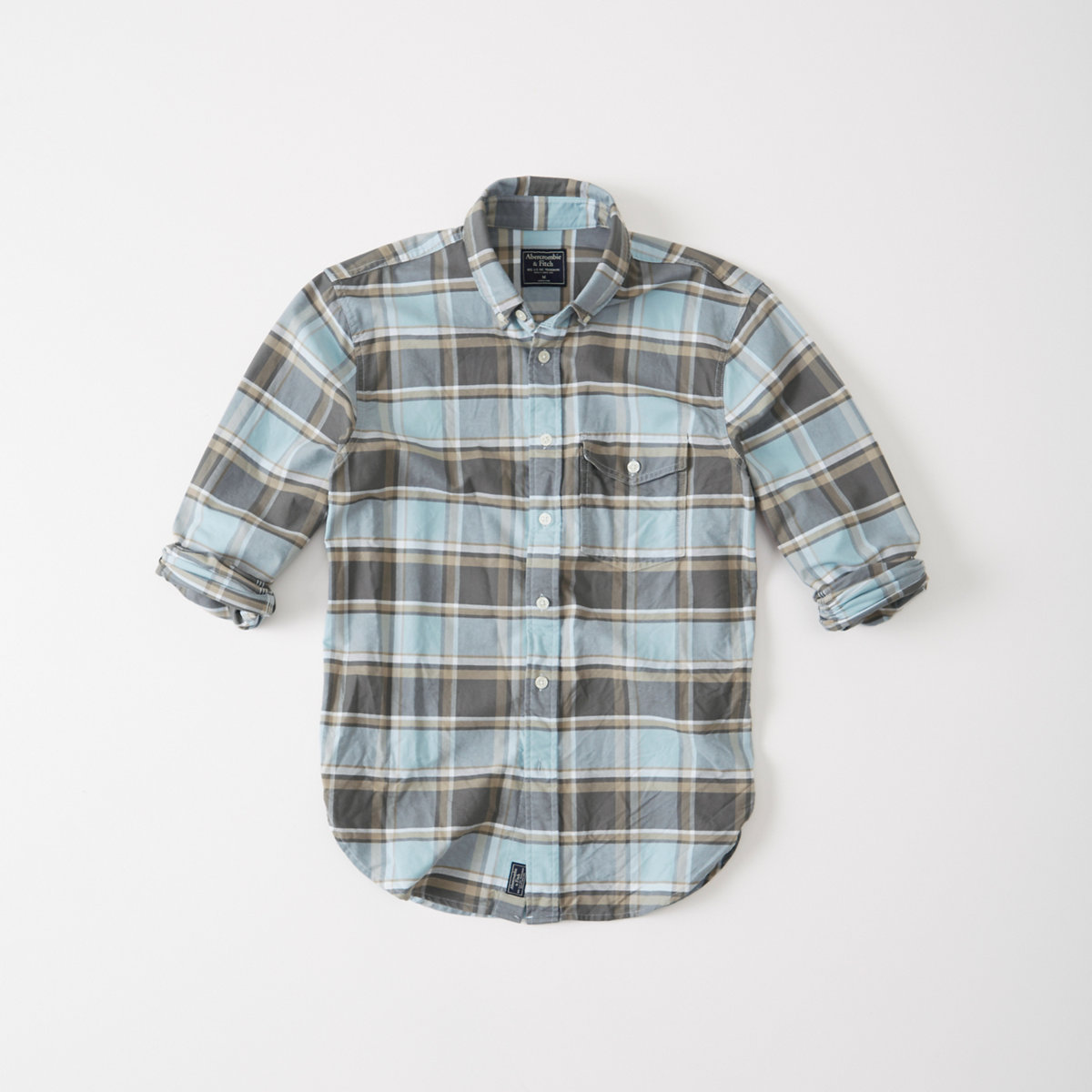 Bleached Oxford Shirt
