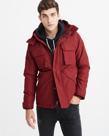 ANF Technical Jacket
