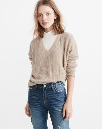 ANF V-Neck Sweater