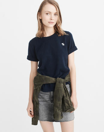 ANF Icon Cashmere Tee