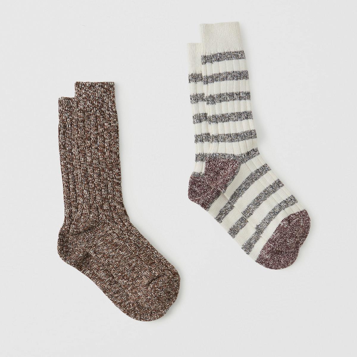 2-Pack Camping Socks