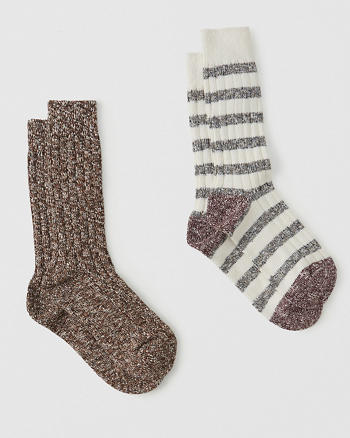 ANF 2-Pack Camping Socks