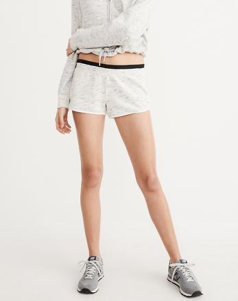 ANF Active Fleece Shorts