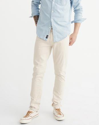 ANF Slim Selvedge Jeans