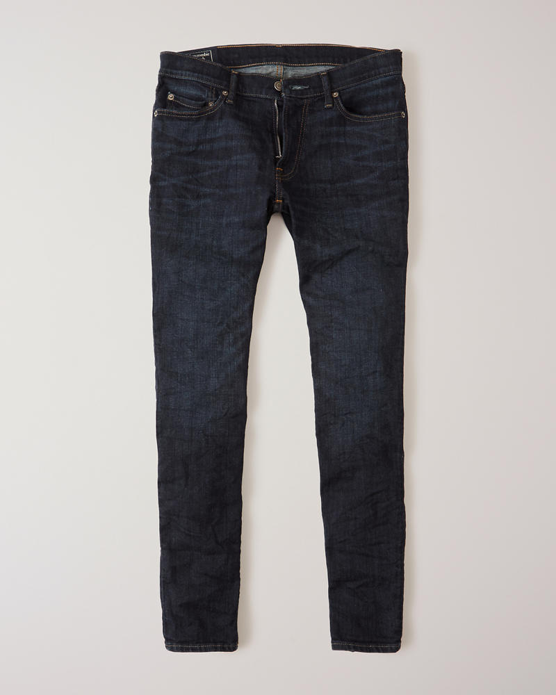 Jean Super Slim by Abercrombie & Fitch