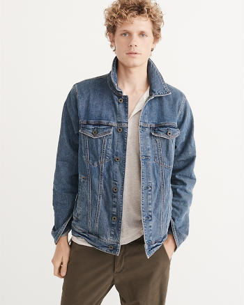 ANF Denim Jacket