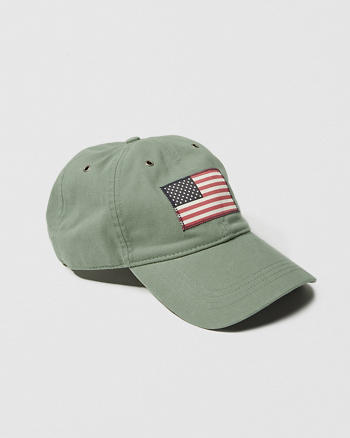 ANF USA Flag Cap