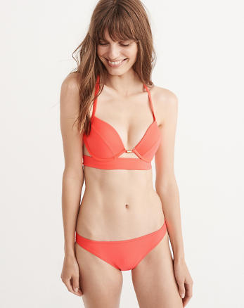 ANF Push-Up Plunge Top