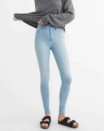 ANF High-Rise Jean Leggings