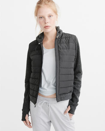 ANF Active Puffer Jacket