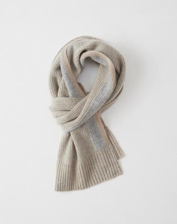 ANF Cashmere Scarf