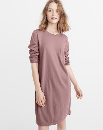 ANF Knit Shift Dress