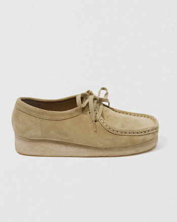ANF Clarks Wallabee Shoes