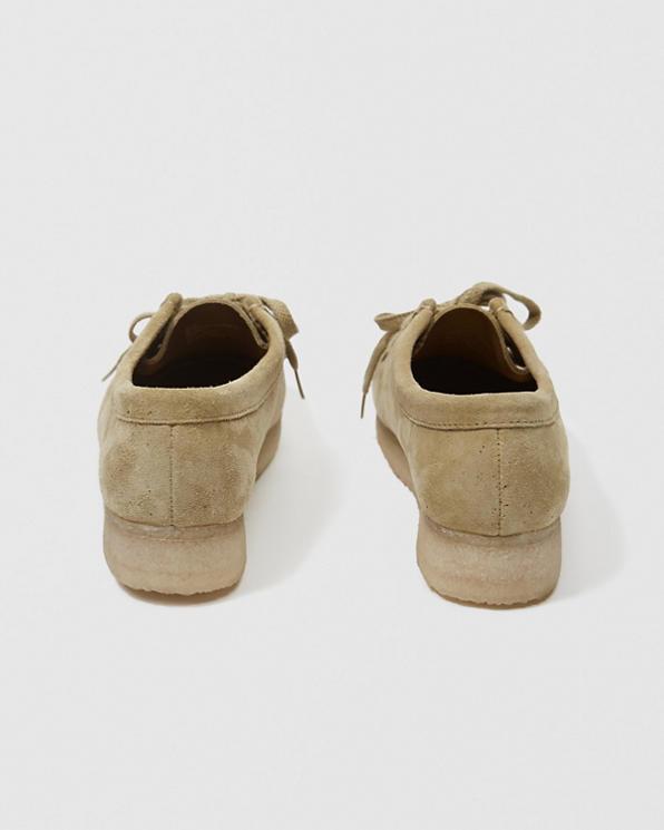 Womens Clarks Wallabee Shoes Womens Shoes Abercrombie Com