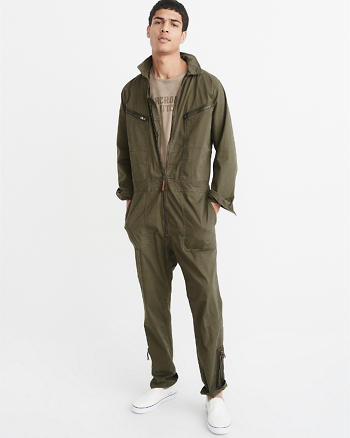 ANF Military Coverall