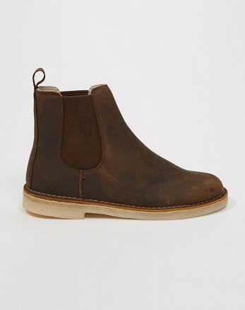 ANF Clarks Desert Peak Boot