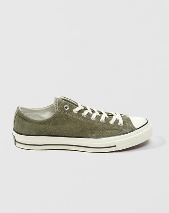 ANF Converse Chuck Taylor Suede Sneakers