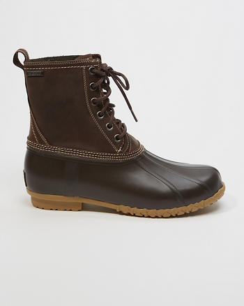 ANF G.H. Bass Dixon Duck Boot