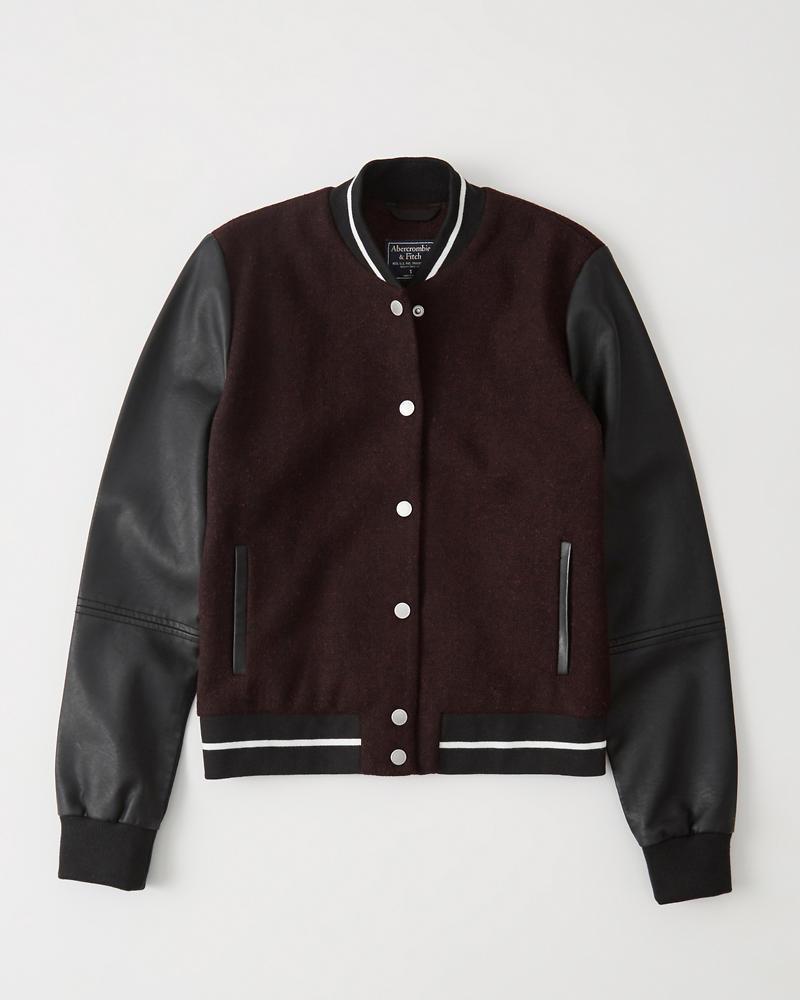 Womens letterman jackets